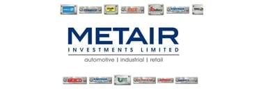 Metair shares