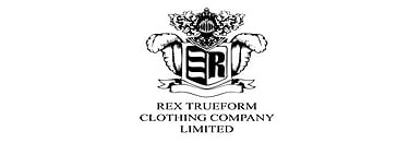 REX Trueform Clothing shares