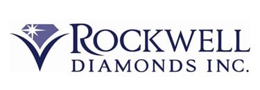 Rockwell Diamonds shares