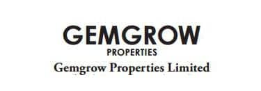 Gemgrow Properties shares