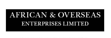 African and overseas enterprises ltd shares