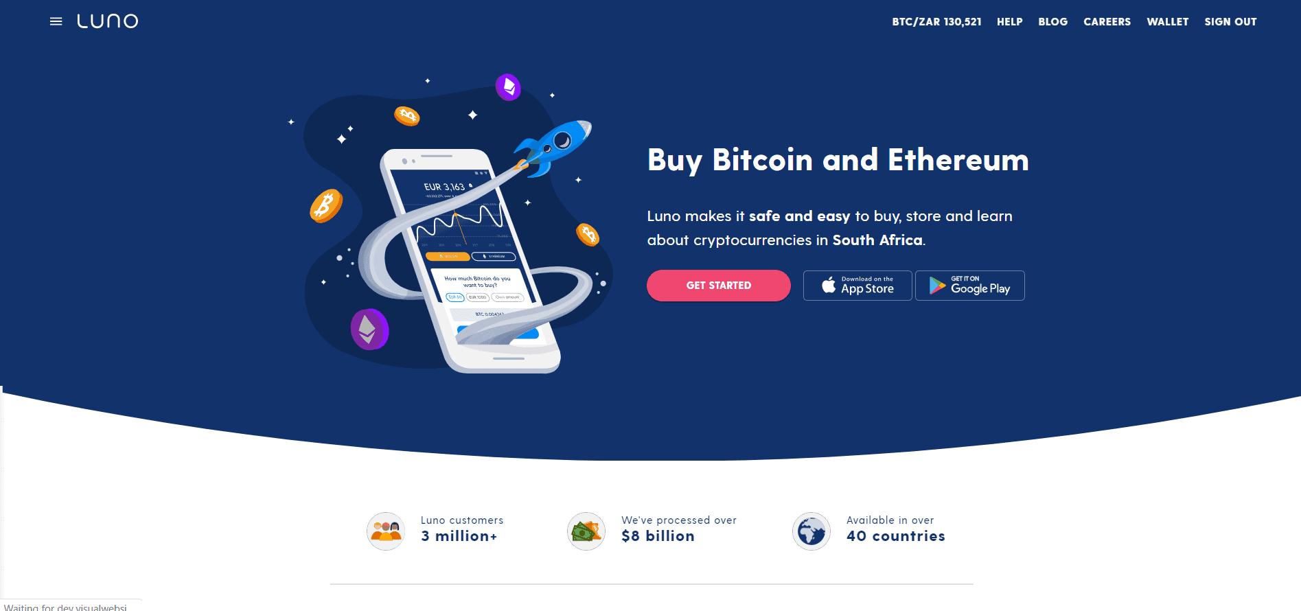 Bitcoin login sign up