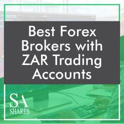 Best Forex Brokers with ZAR Trading Accounts