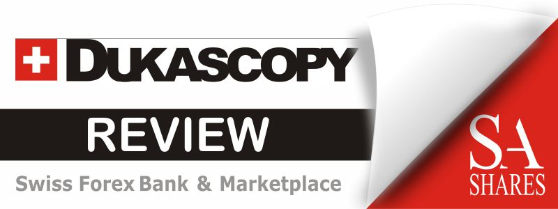 Dukascopy Review South Africa