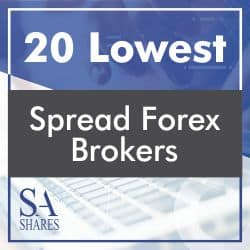 9 Of Leading Low Spread Forex Brokers [Tight Spread Brokers]