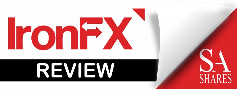 IronFX Review South Africa
