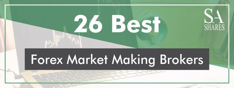 Market Making Brokers