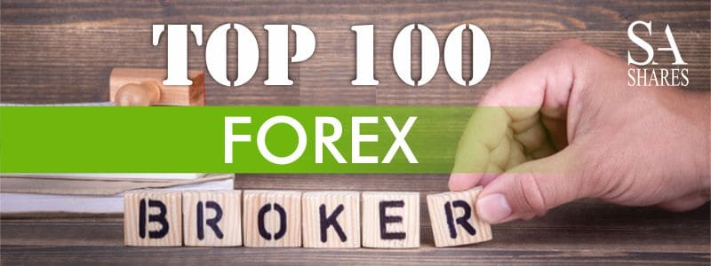 Top 100 Forex Brokers
