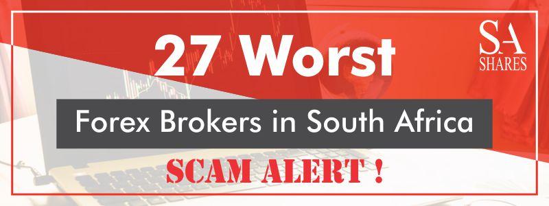 forex broker scam
