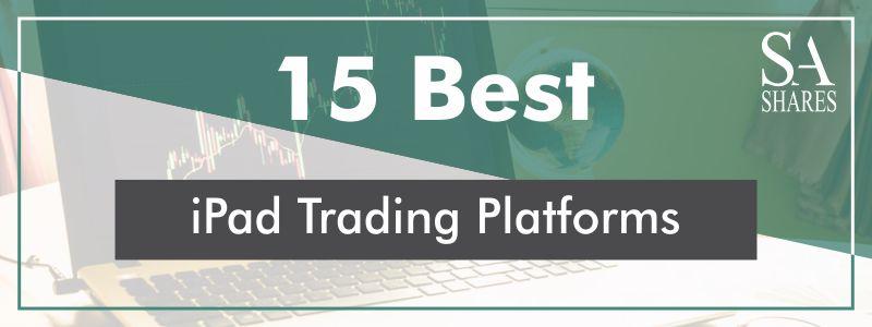 iPad Trading Platforms